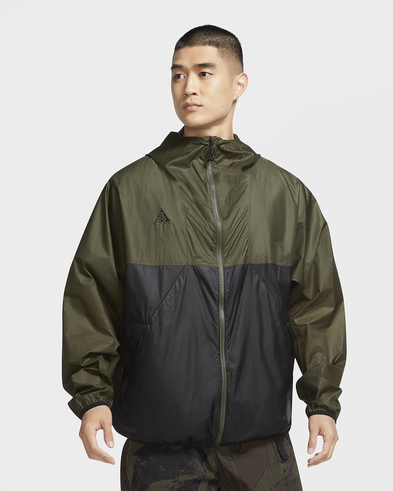 เสื้อแจ็คเก็ตผู้ชาย Nike ACG