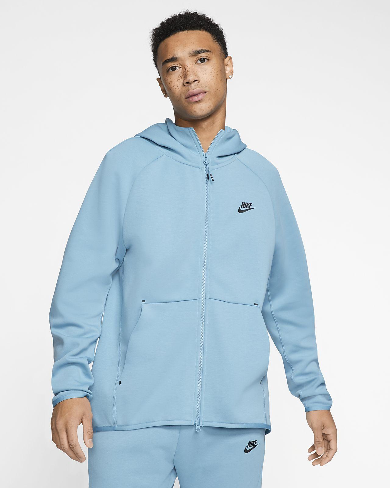 Vintage Men's xxl navy blue Nike jacket
