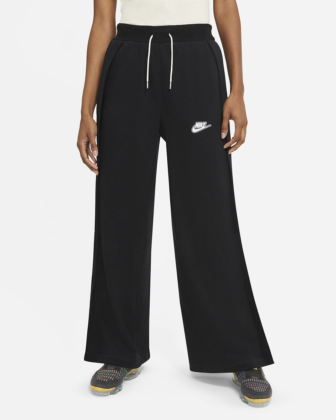 Pantaloni in French terry Nike Sportswear - Donna