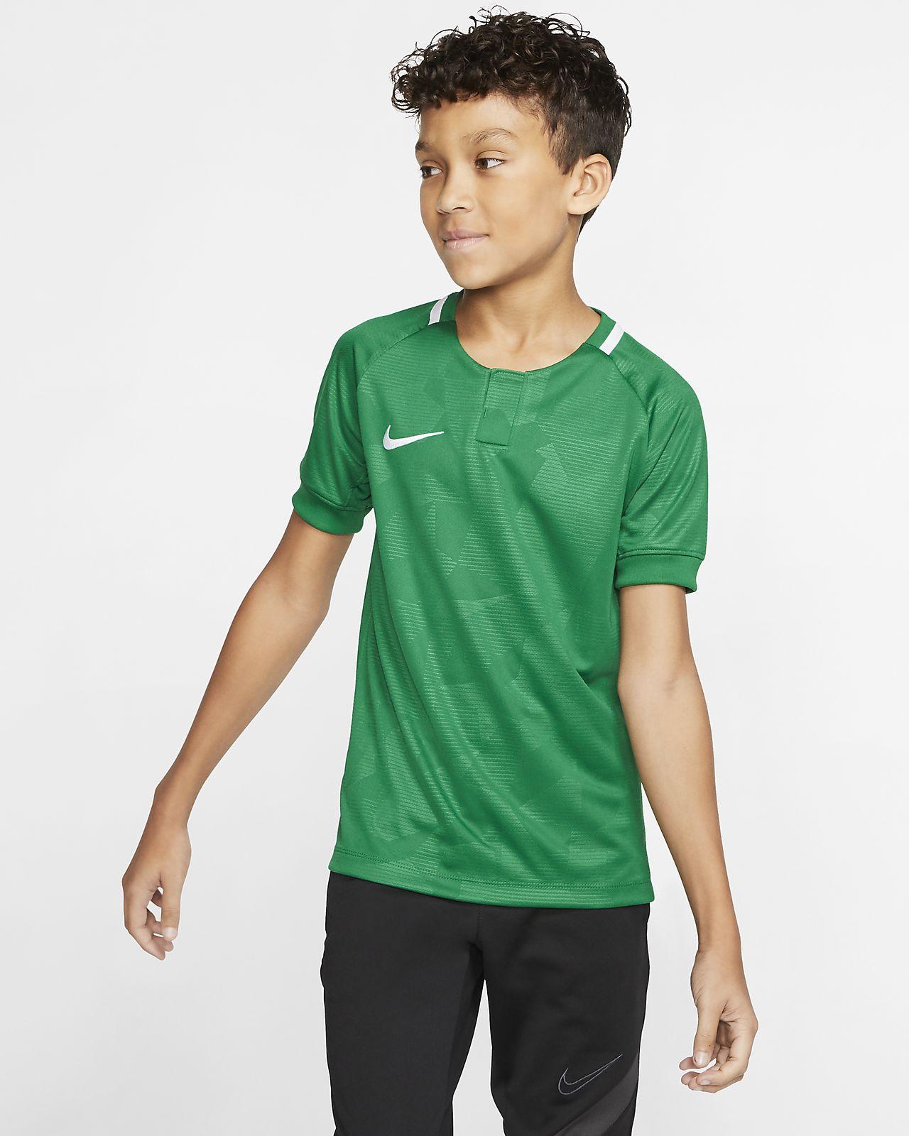Koszulka piłkarska dla dużych dzieci Nike Dri FIT Challenge 2