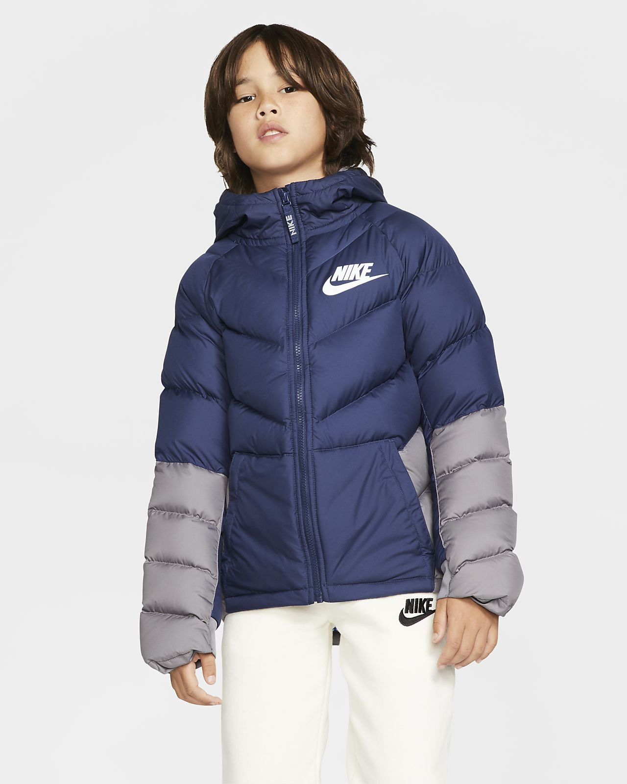 Parka Nike Sportswear pro větší děti