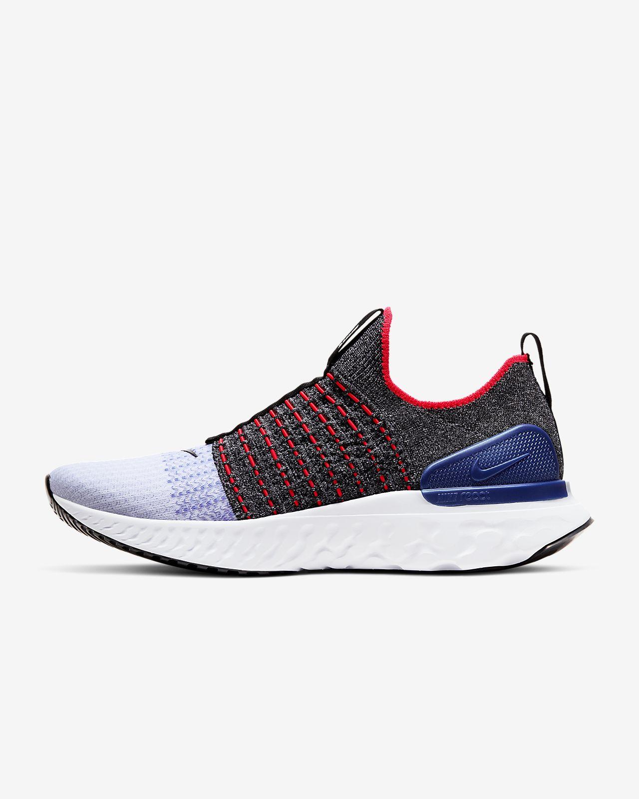 รองเท้าวิ่งผู้ชาย Nike React Phantom Run Flyknit 2