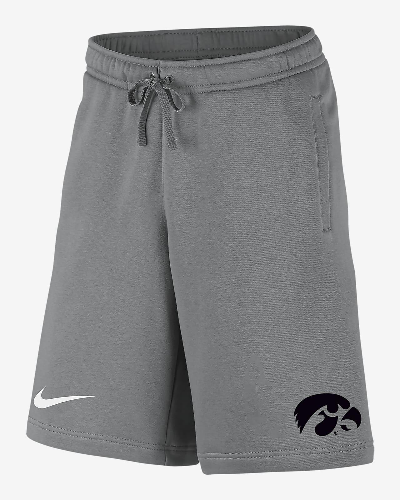 Nike College (Iowa) Men's Fleece Shorts