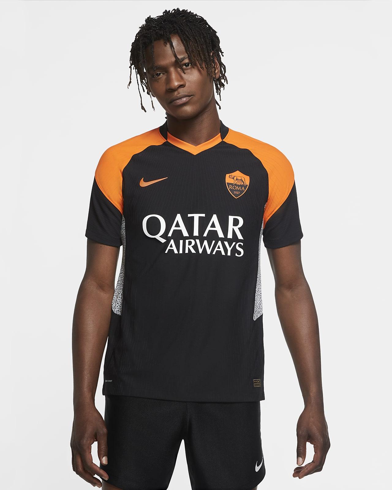AS Roma 2020/21 Vapor Match Derde Voetbalshirt voor heren