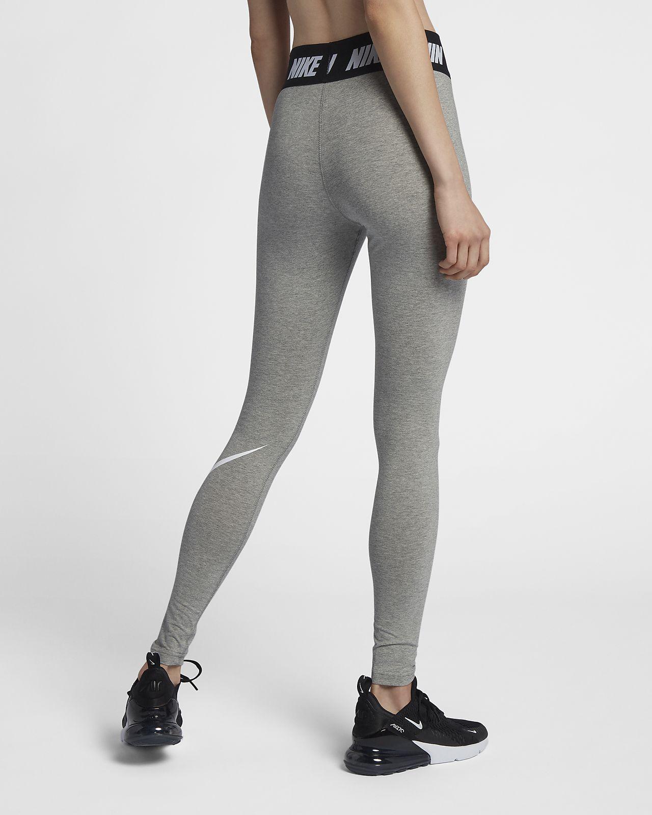 Nike Sportswear Club Legging met hoge taille voor dames