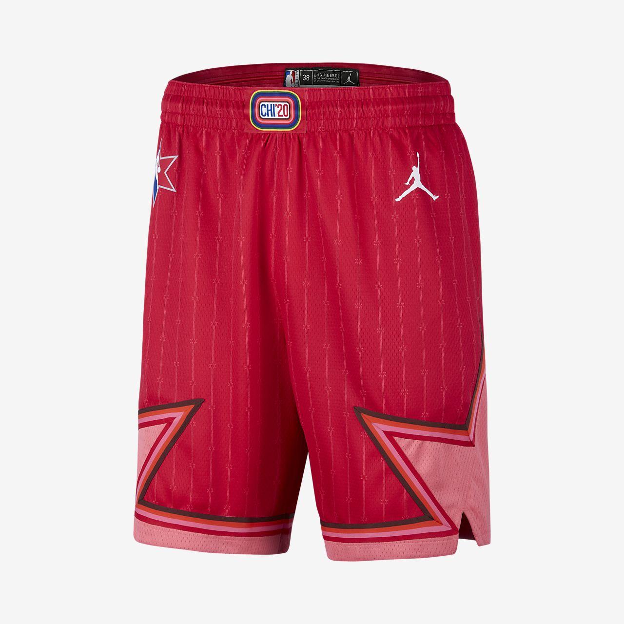 All-Star Jordan NBA Swingman Shorts