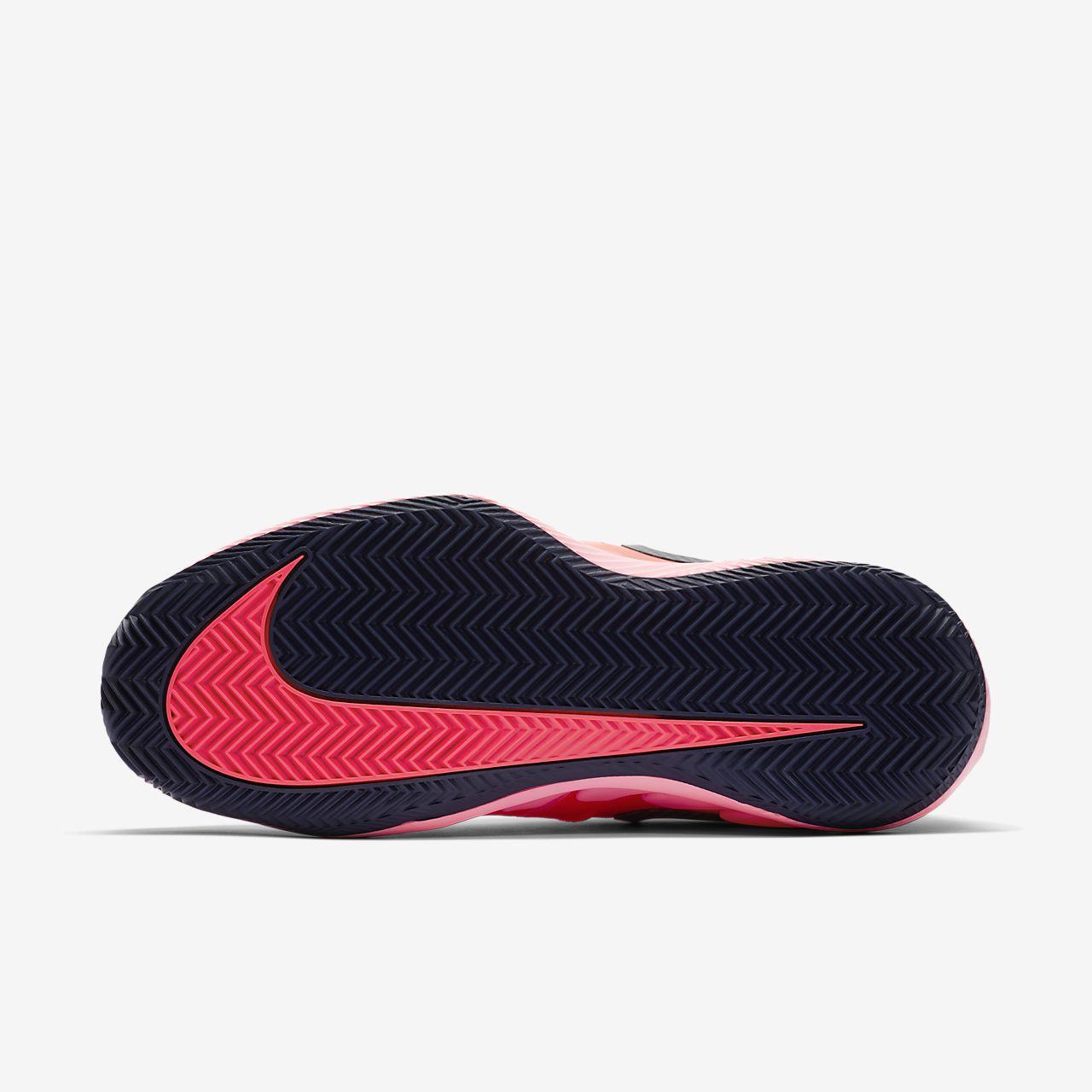 NikeCourt Air Zoom Vapor X Zapatillas de tenis para tierra