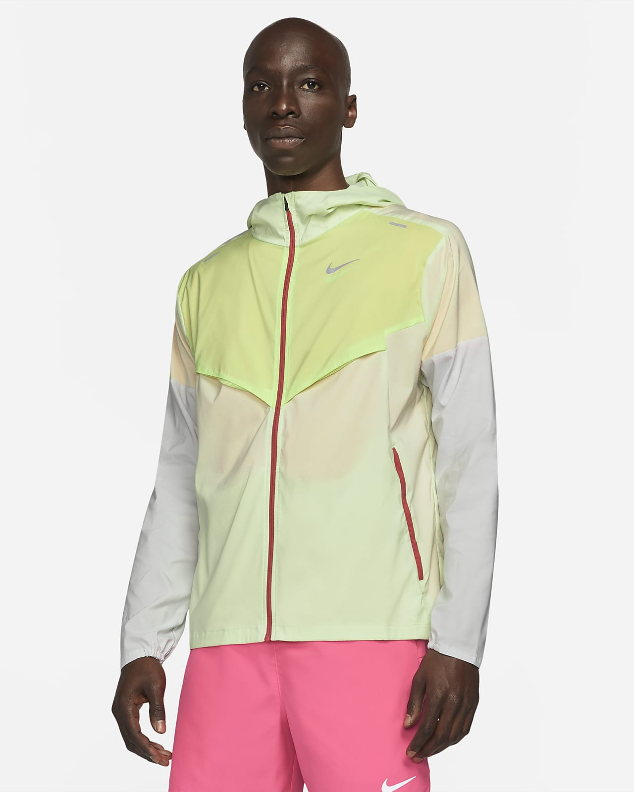 Giacca da running Nike Windrunner - Uomo
