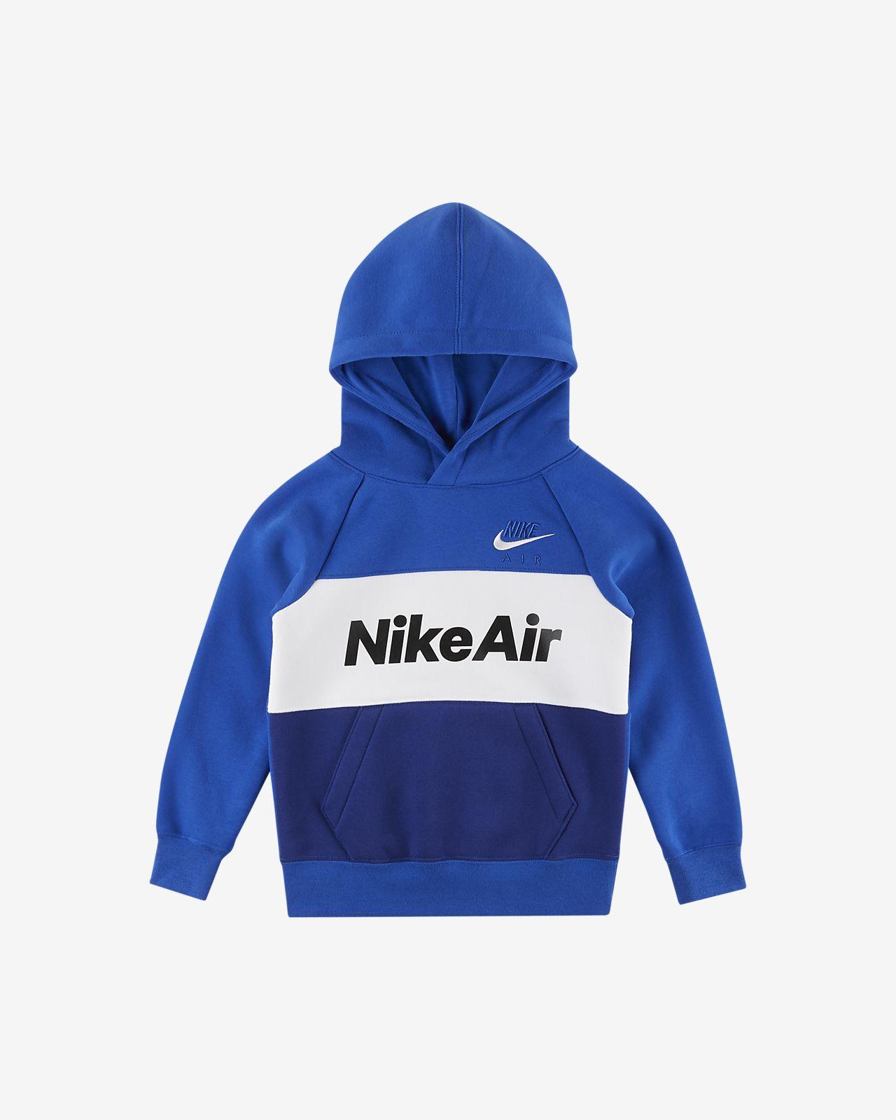 Nike Air 幼童套头连帽衫