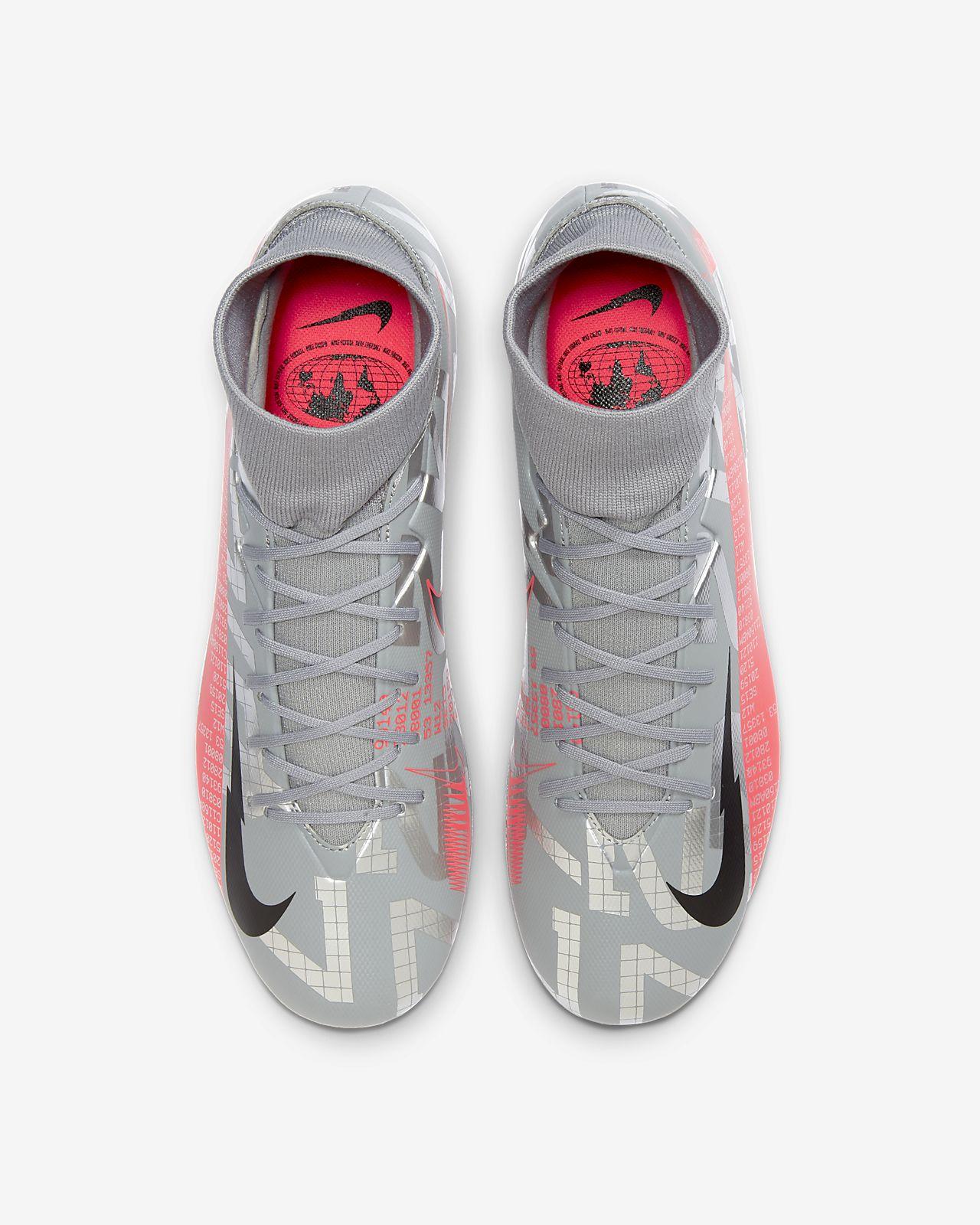 Nike Mercurial Superfly 7 Academy AG Botas de fútbol para césped artificial