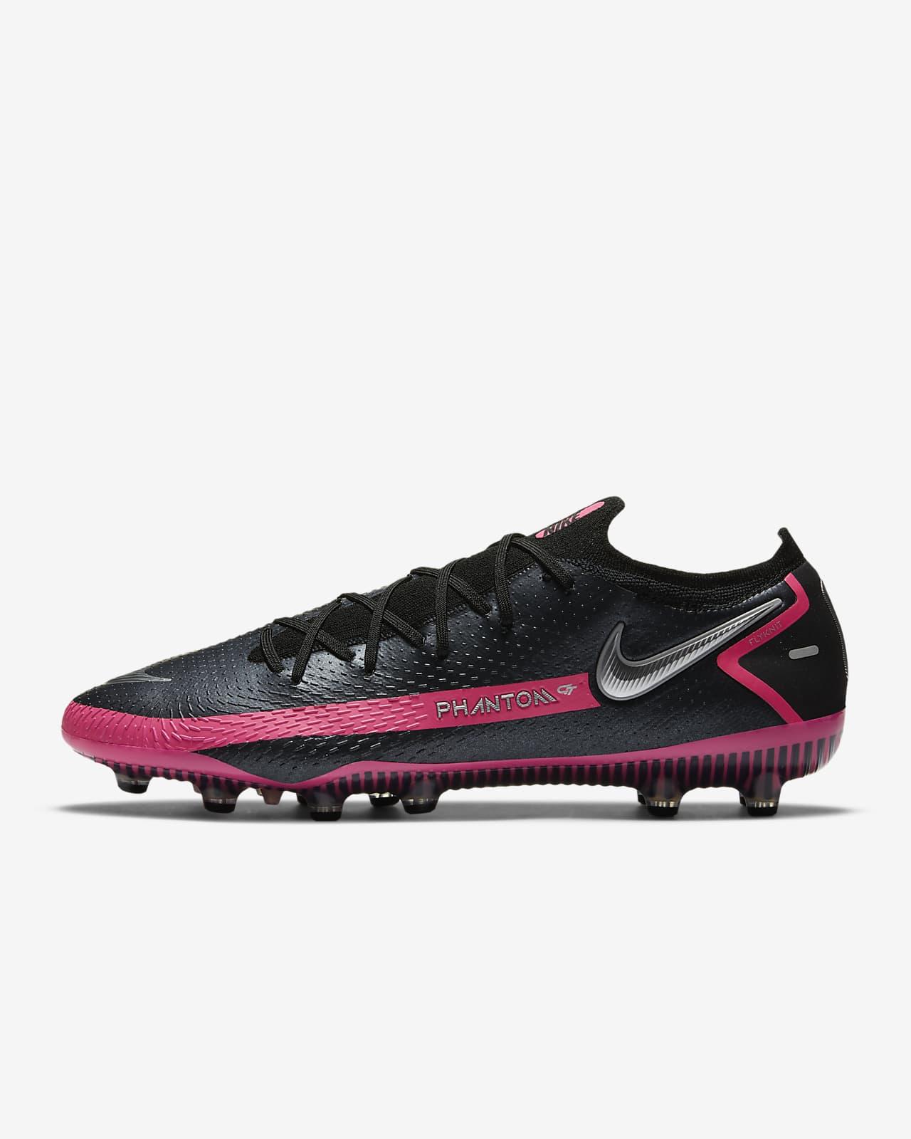 Футбольные бутсы для игры на искусственном газоне Nike Phantom GT Elite AG-Pro