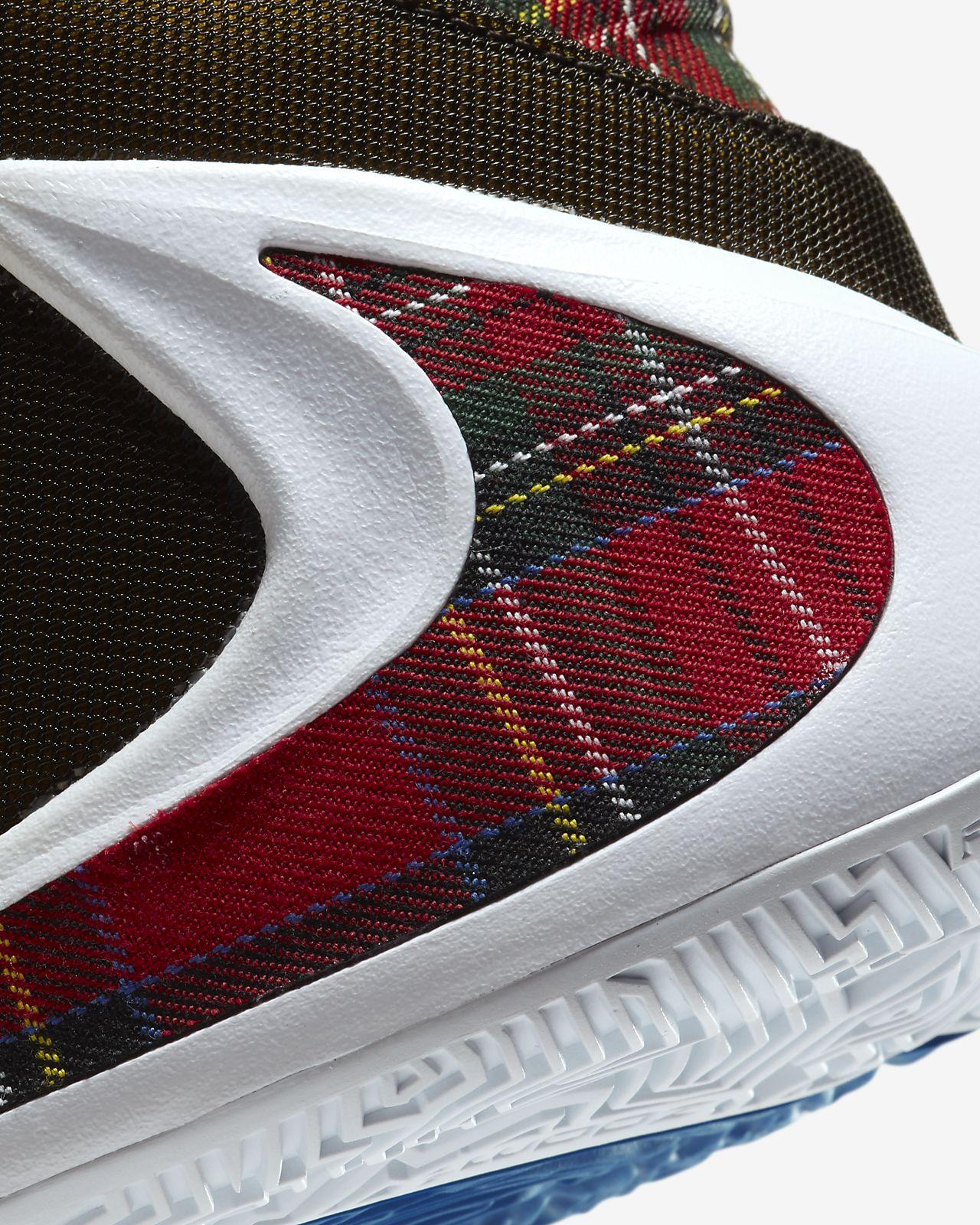Nike zoom freak 1 scarpe basket per nero maxi sport neri da basket
