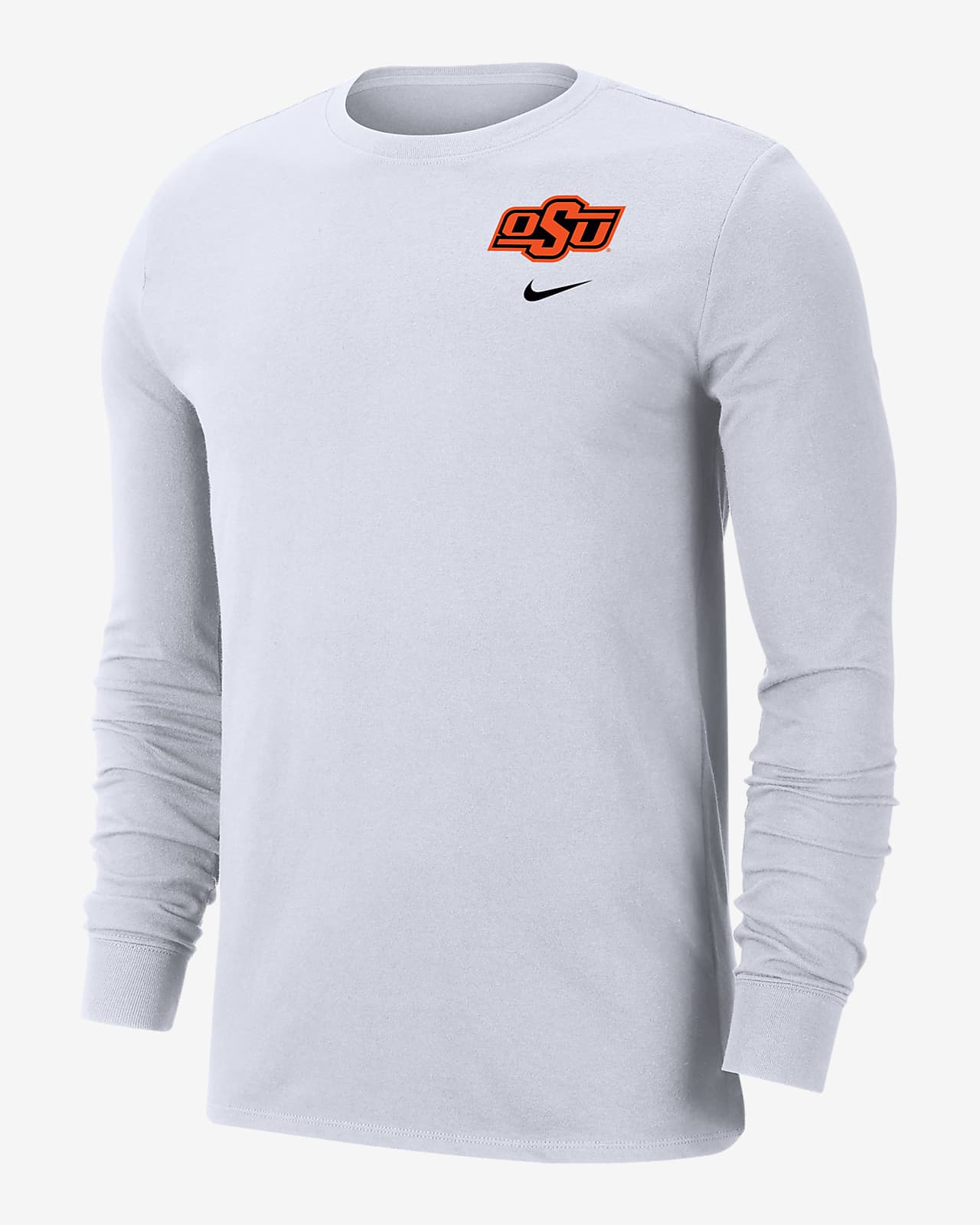 Nike College (Oklahoma State) Men's Long-Sleeve T-Shirt
