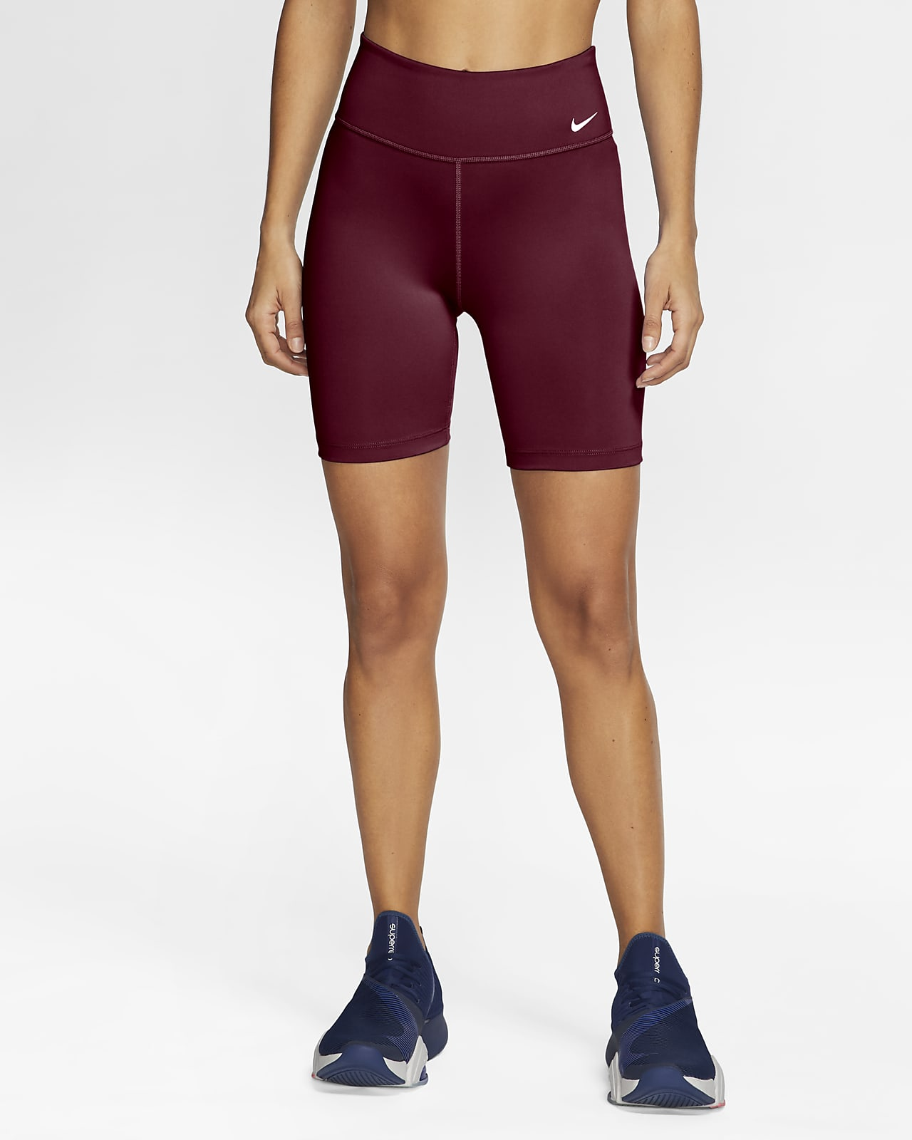 "Nike One Women's 7"" Bike Shorts"