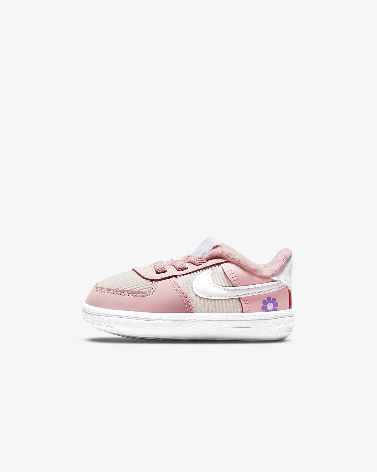 Nike Force 1 SE bootie til spedbarn