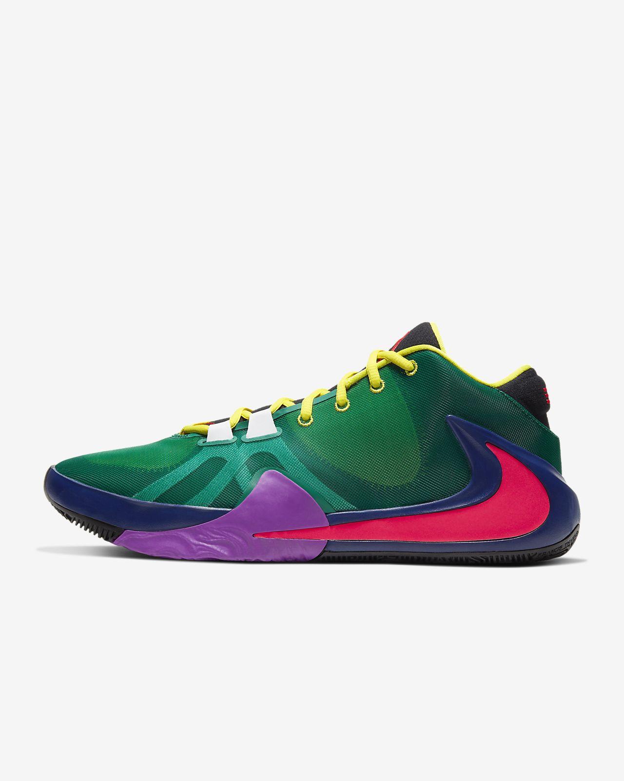 Chaussure de basketball Zoom Freak 1 Multi