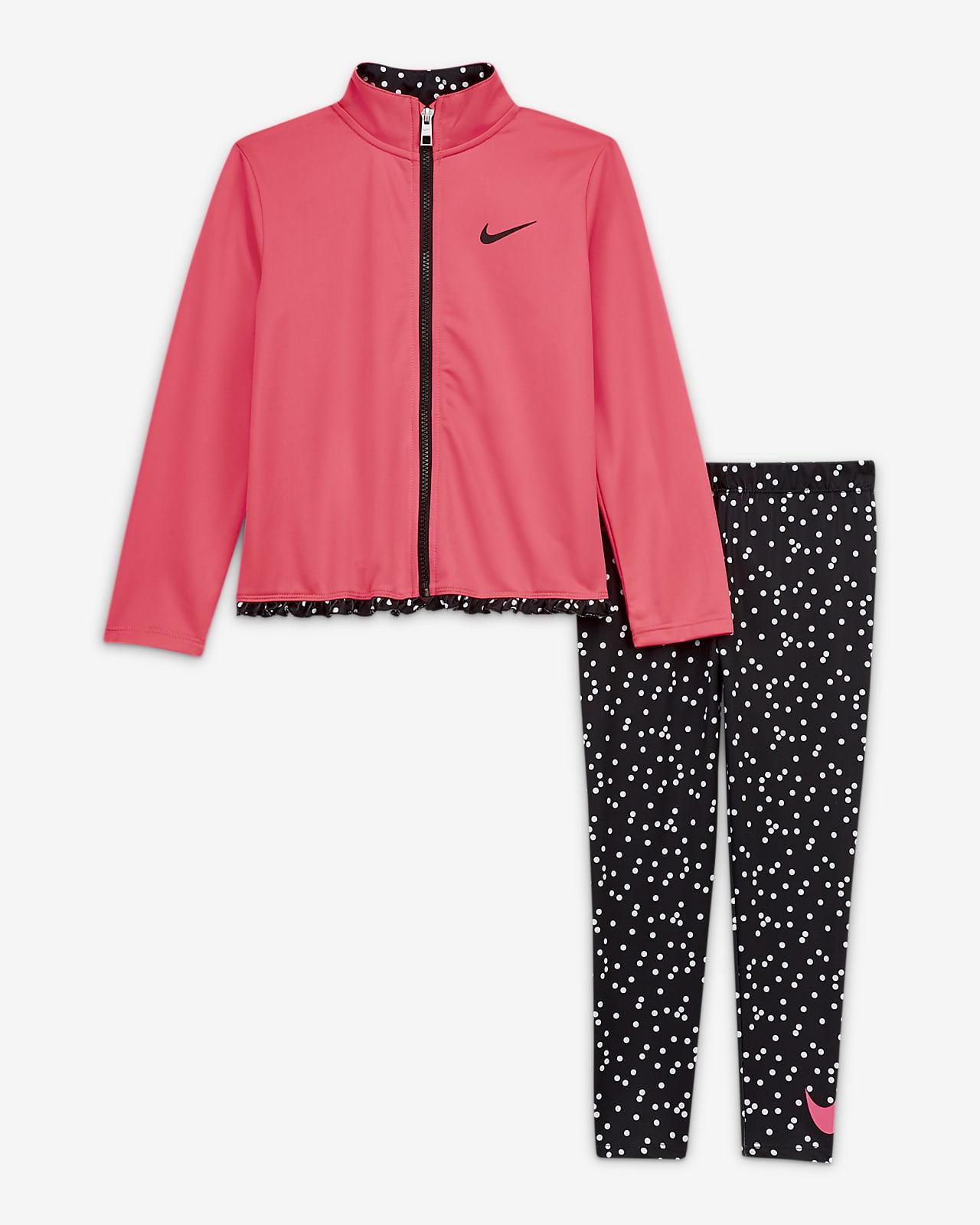 Nike Little Kids' Jacket and Leggings Set