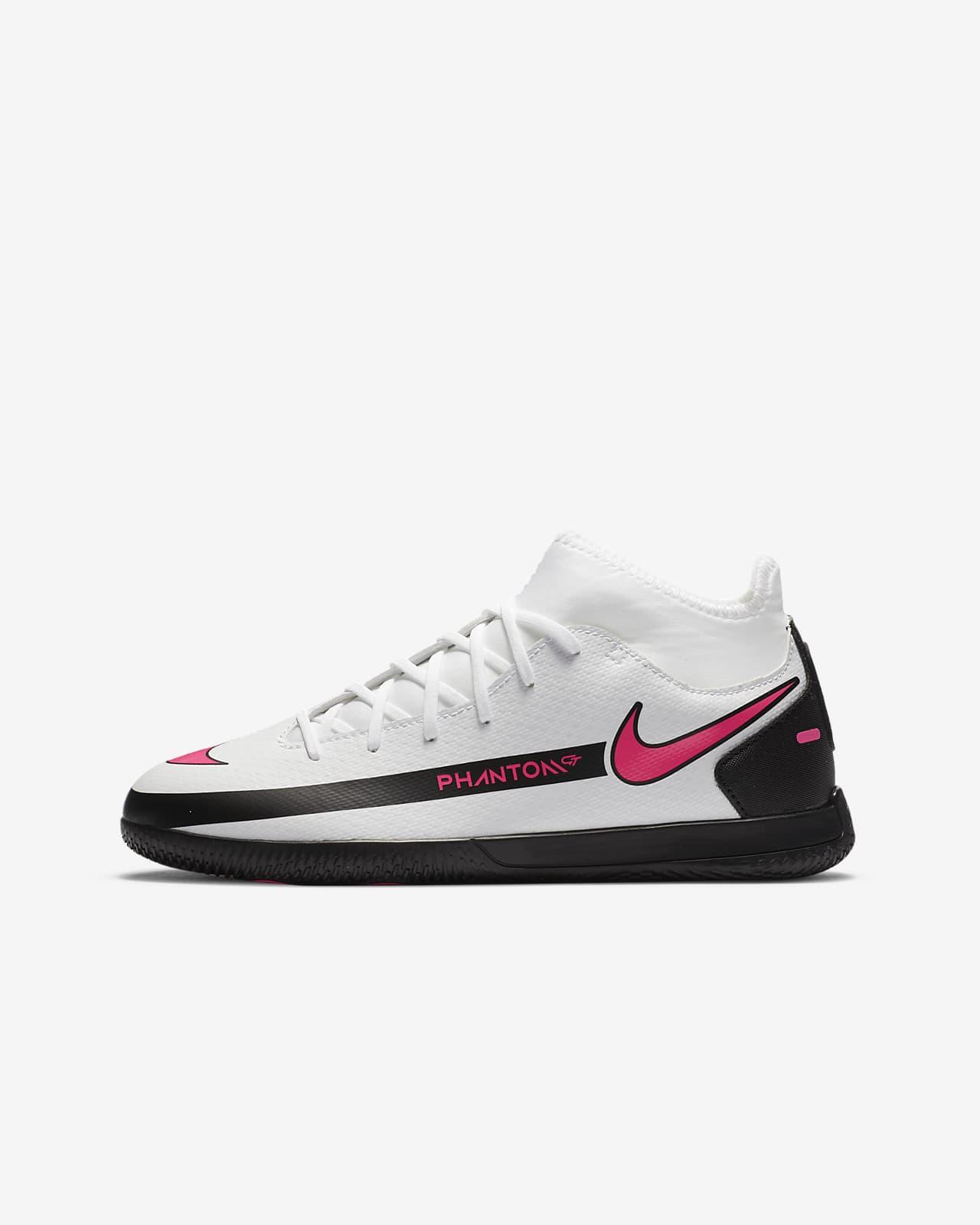 Nike Jr. Phantom GT Club Dynamic Fit IC Younger/Older Kids' Indoor Court Football Shoe