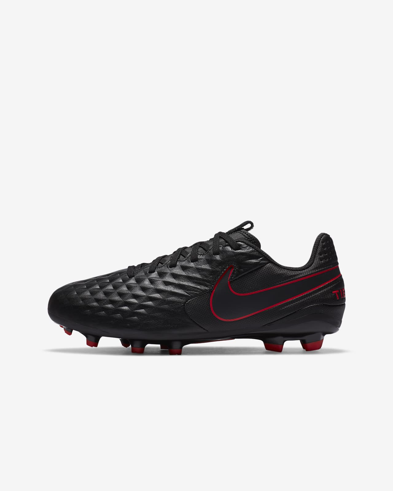 Nike Jr. Tiempo Legend 8 Academy MG Little/Big Kids' Multi-Ground Soccer Cleat