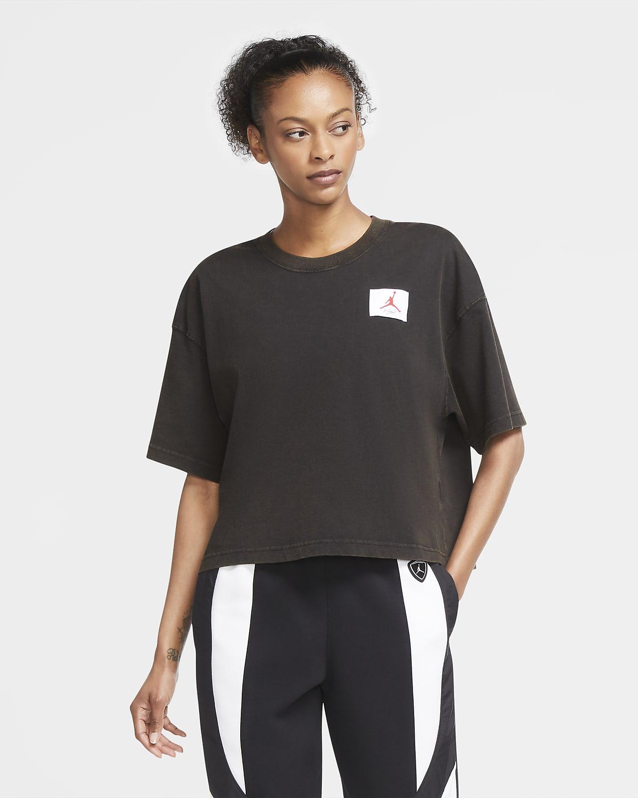 Tee-shirt ample à manches courtes Jordan Essential pour Femme
