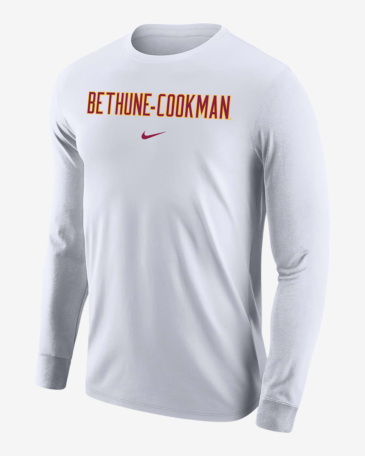 Nike College (Bethune-Cookman) Men's Long-Sleeve T-Shirt
