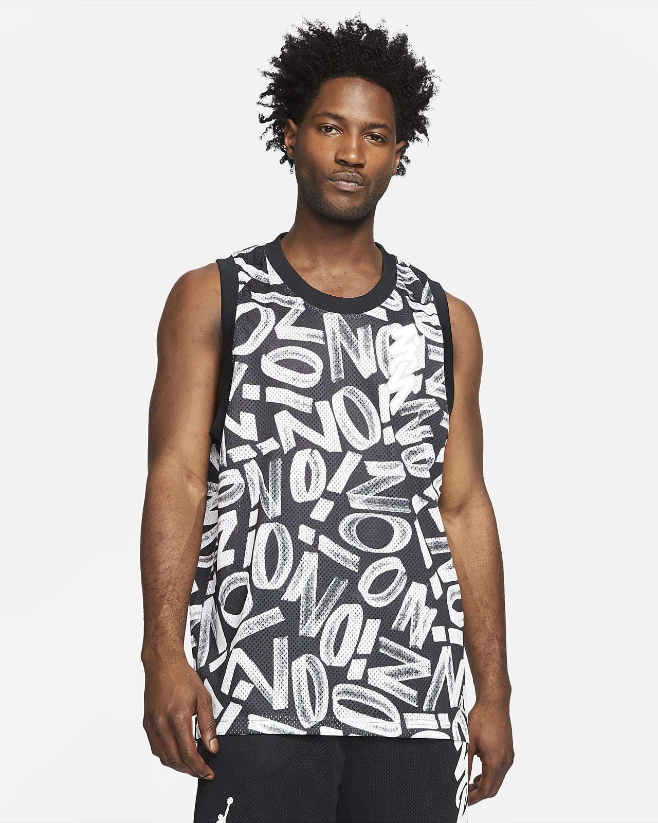 Camiseta estampada para hombre Jordan Dri-FIT Zion