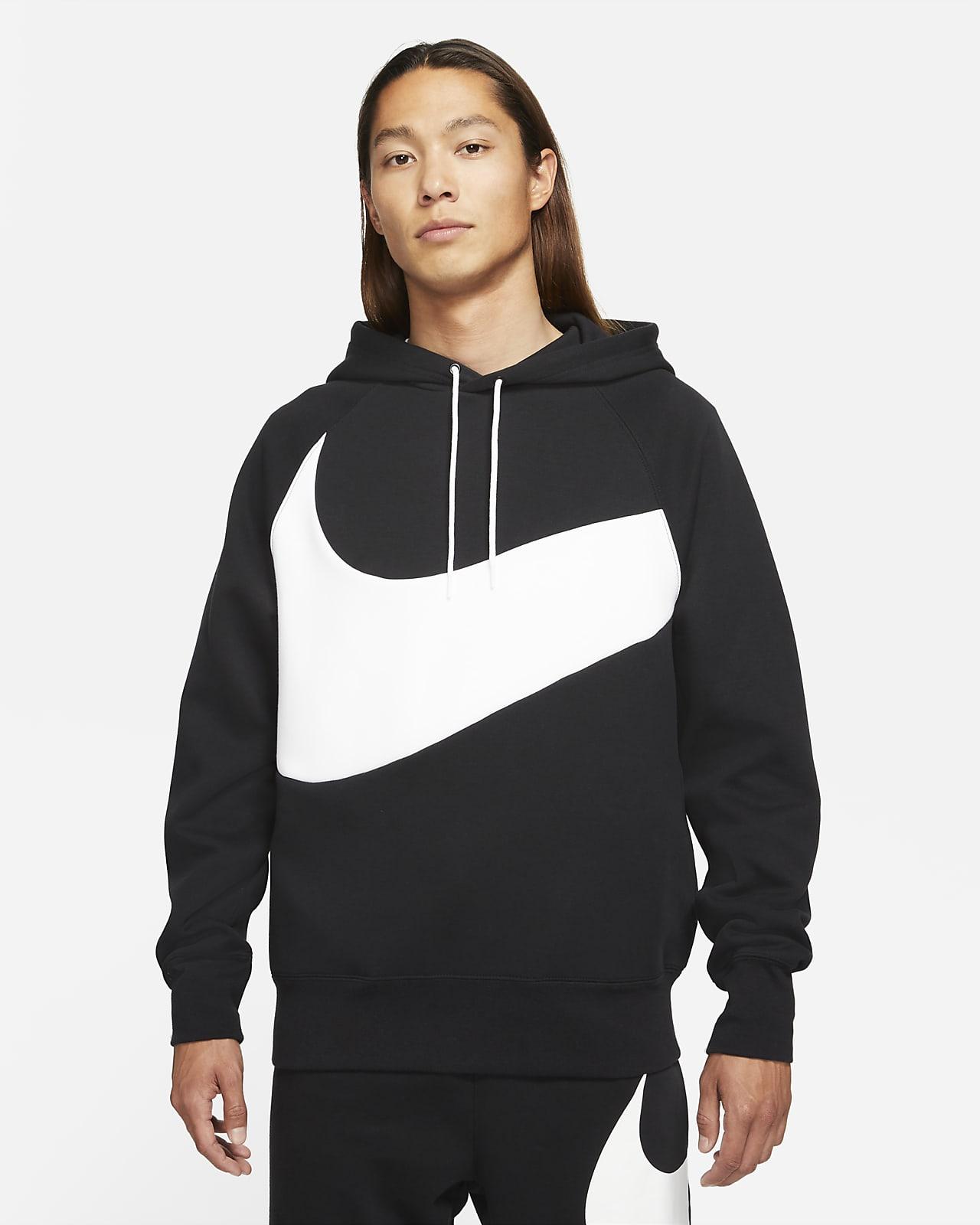 Nike Sportswear Swoosh Tech Fleece 男款套頭連帽上衣