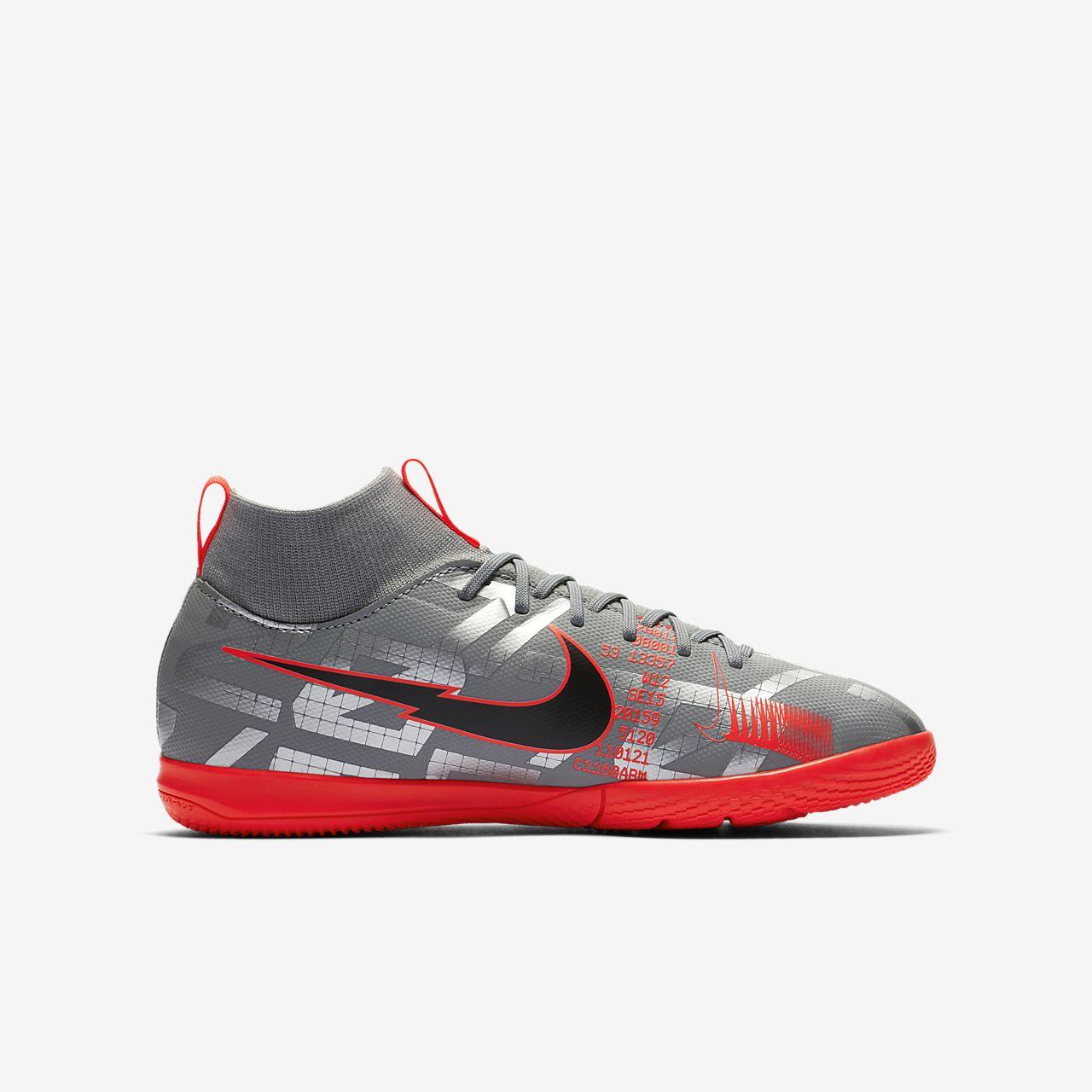 Scarpa da calcio per campi indoor Nike Jr. Mercurial