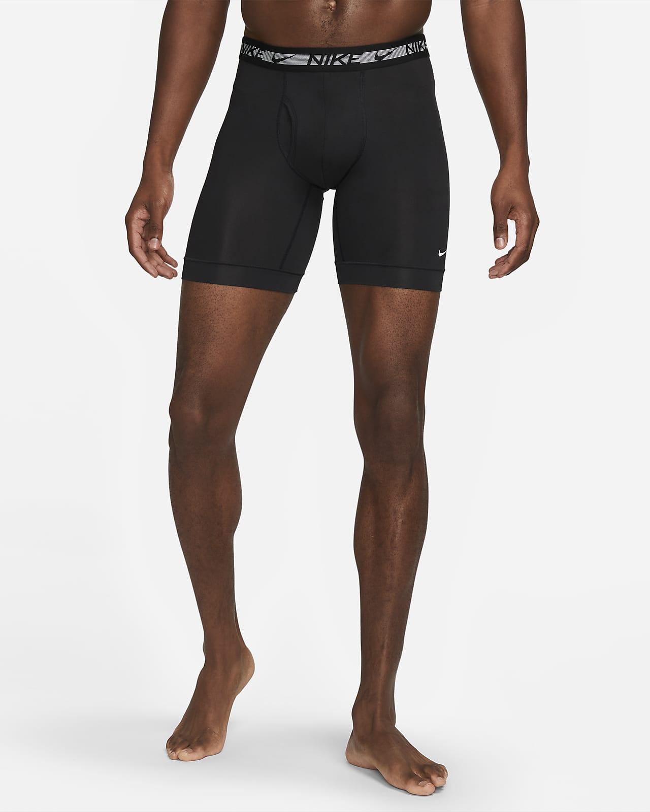 Nike Flex Micro Men's Long Boxer Briefs (3-Pack)