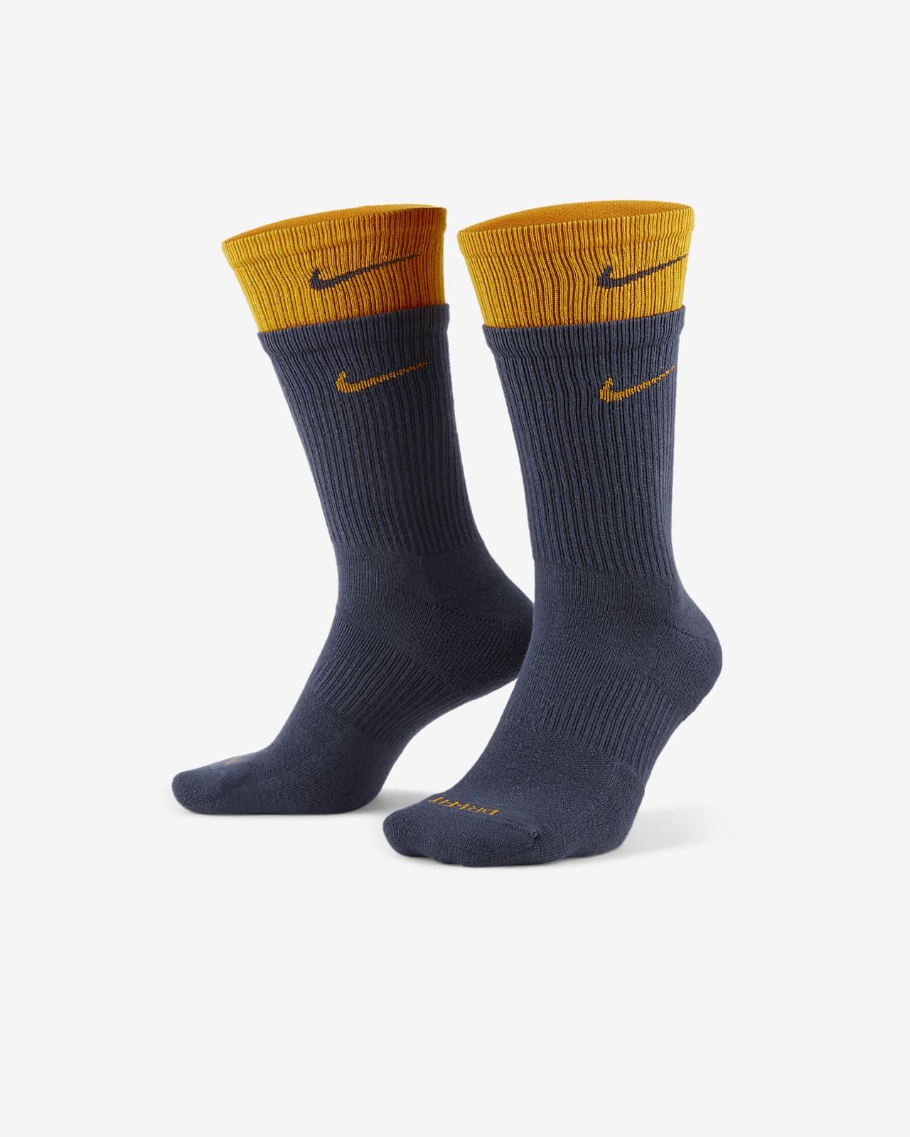 Calcetines largos de entrenamiento Nike Everyday Plus Cushioned
