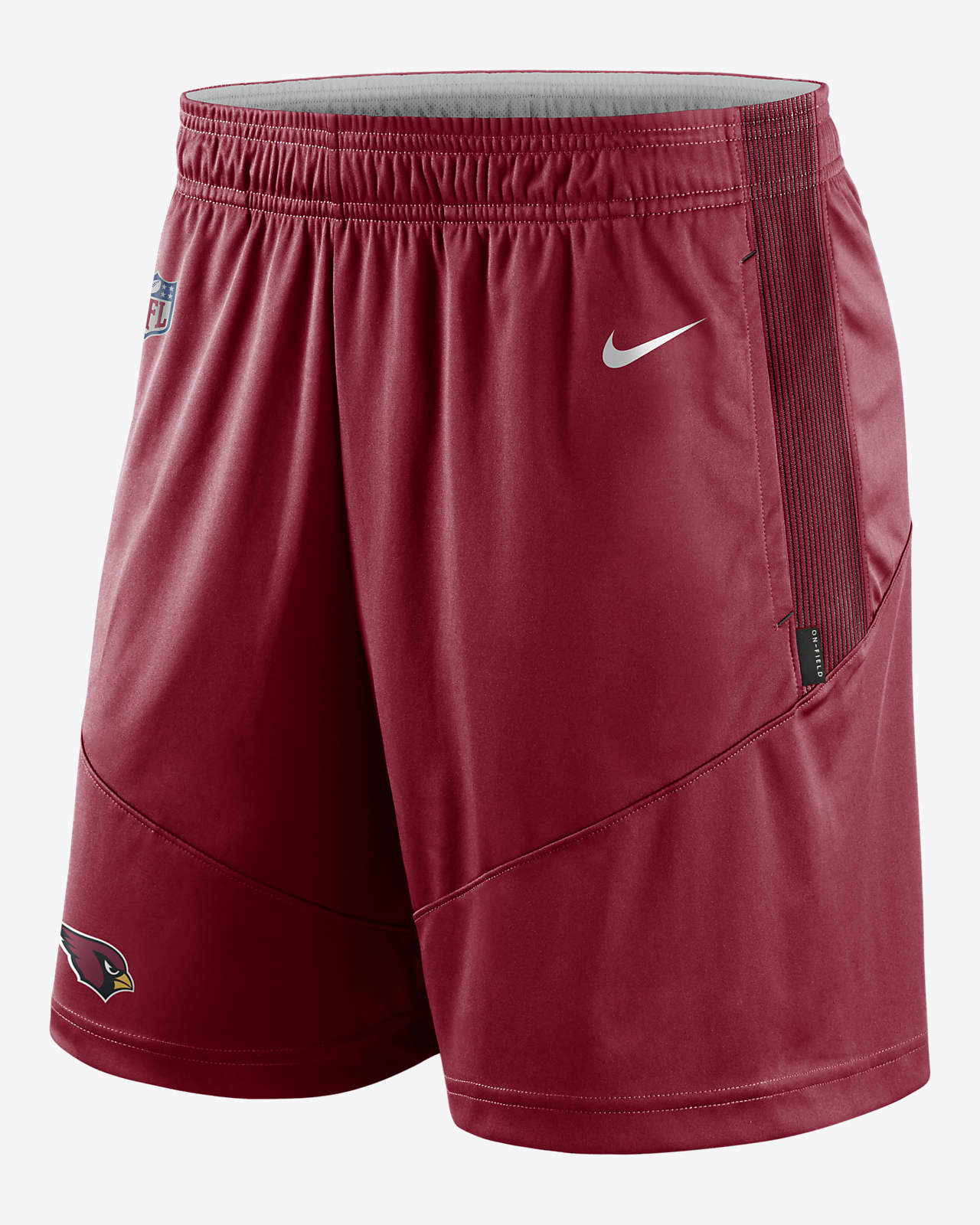 Nike Dri-FIT Sideline (NFL Arizona Cardinals) Men's Shorts