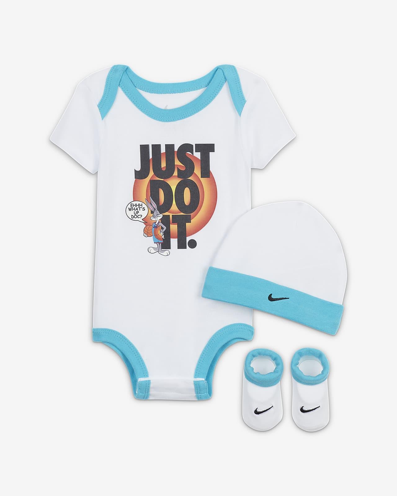 Nike Conjunto de tres piezas - Bebé