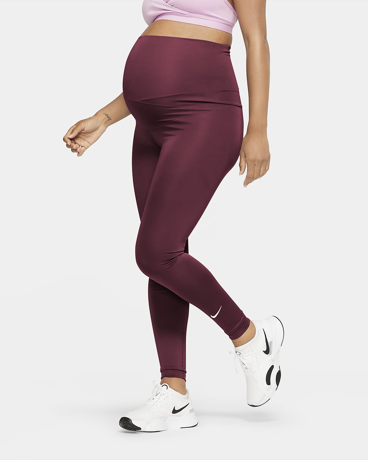 Женские леггинсы Nike One (M) (для мам)