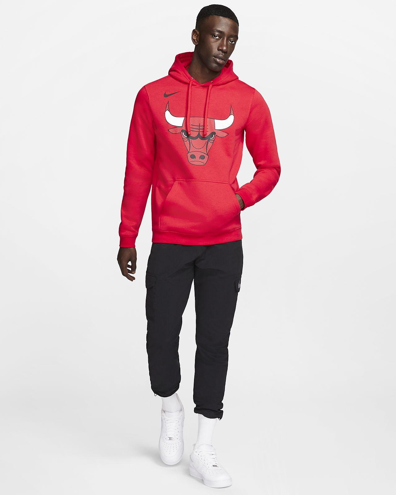 diseñador nuevo y usado grandes variedades elige genuino Chicago Bulls Nike Sudadera con capucha de la NBA - Hombre. Nike ES