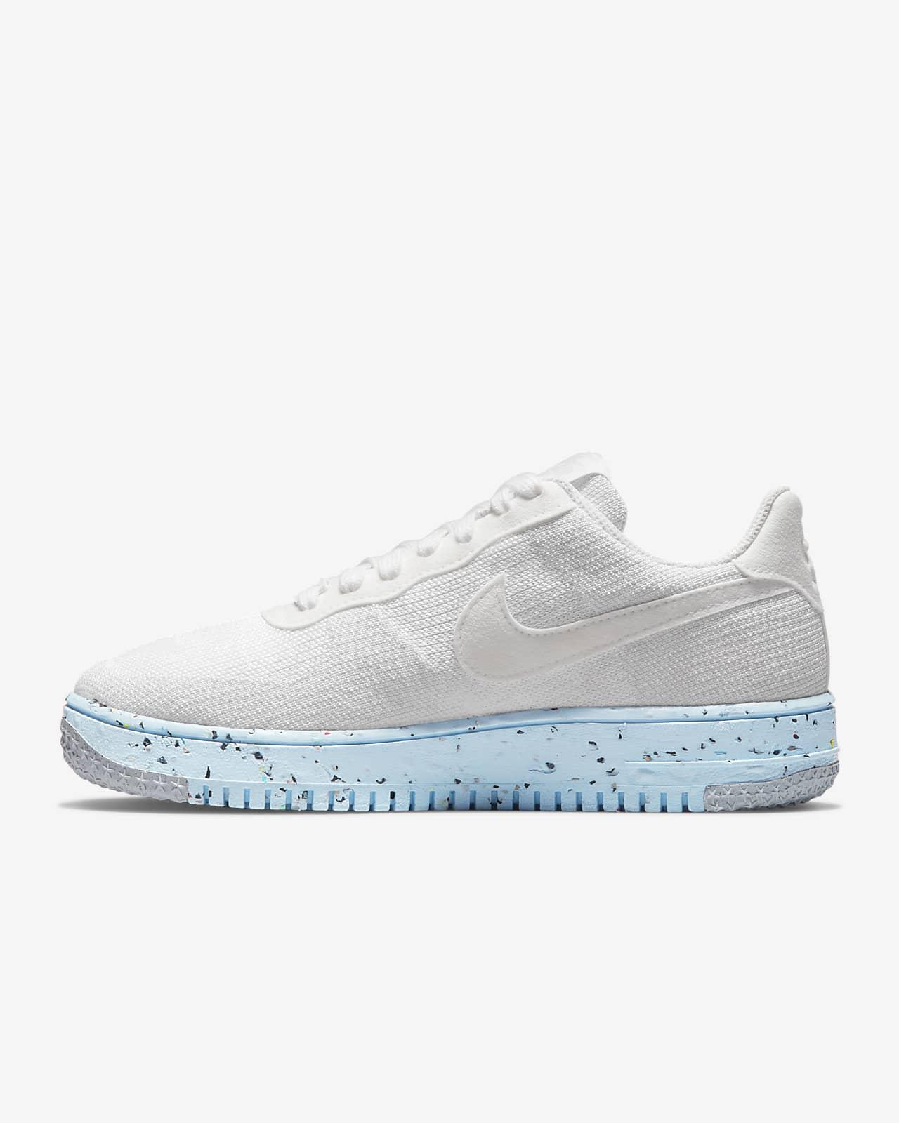 รองเท้าผู้หญิง Nike Air Force 1 Crater FlyKnit
