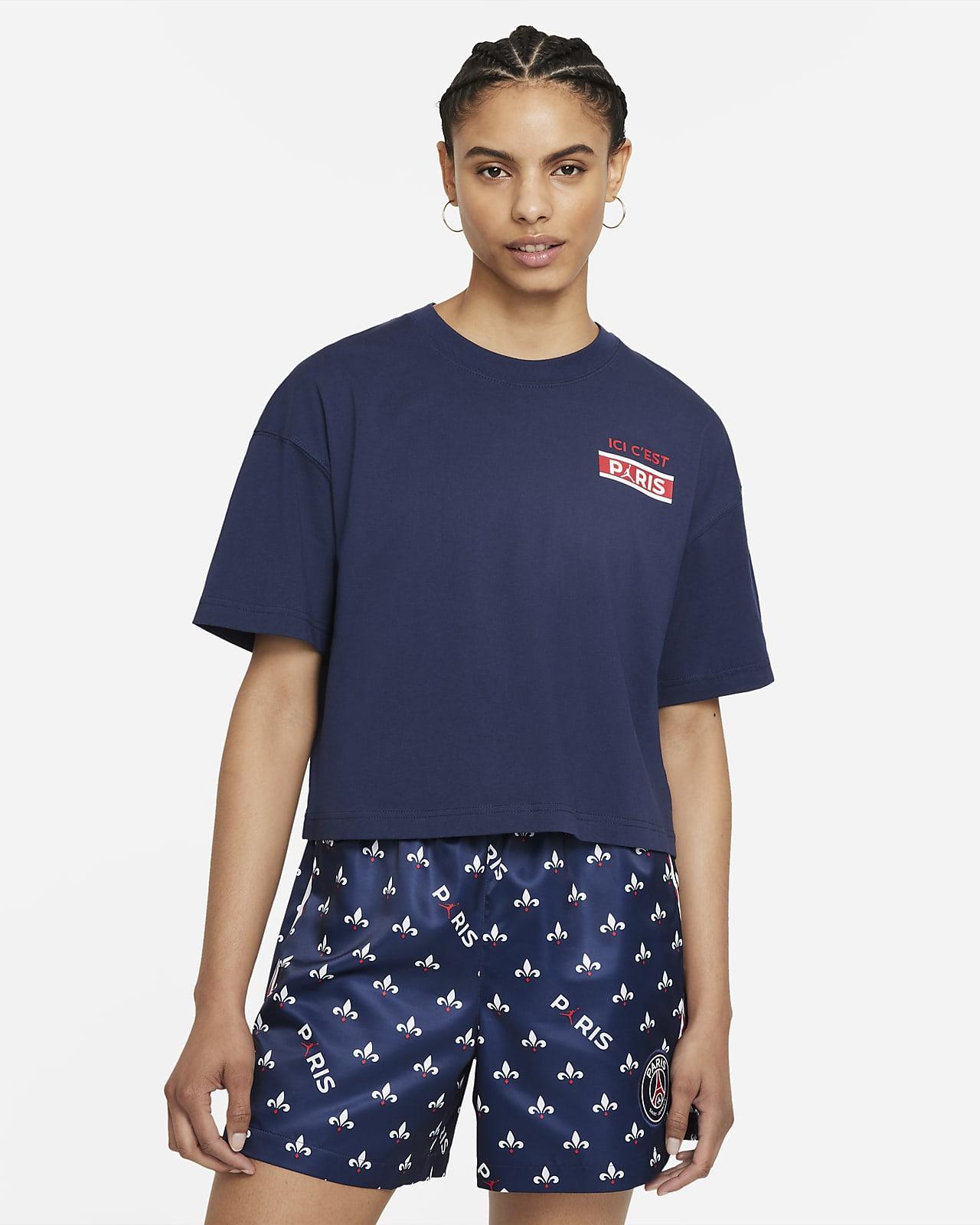 Paris Saint-Germain Women's Short-Sleeve T-Shirt