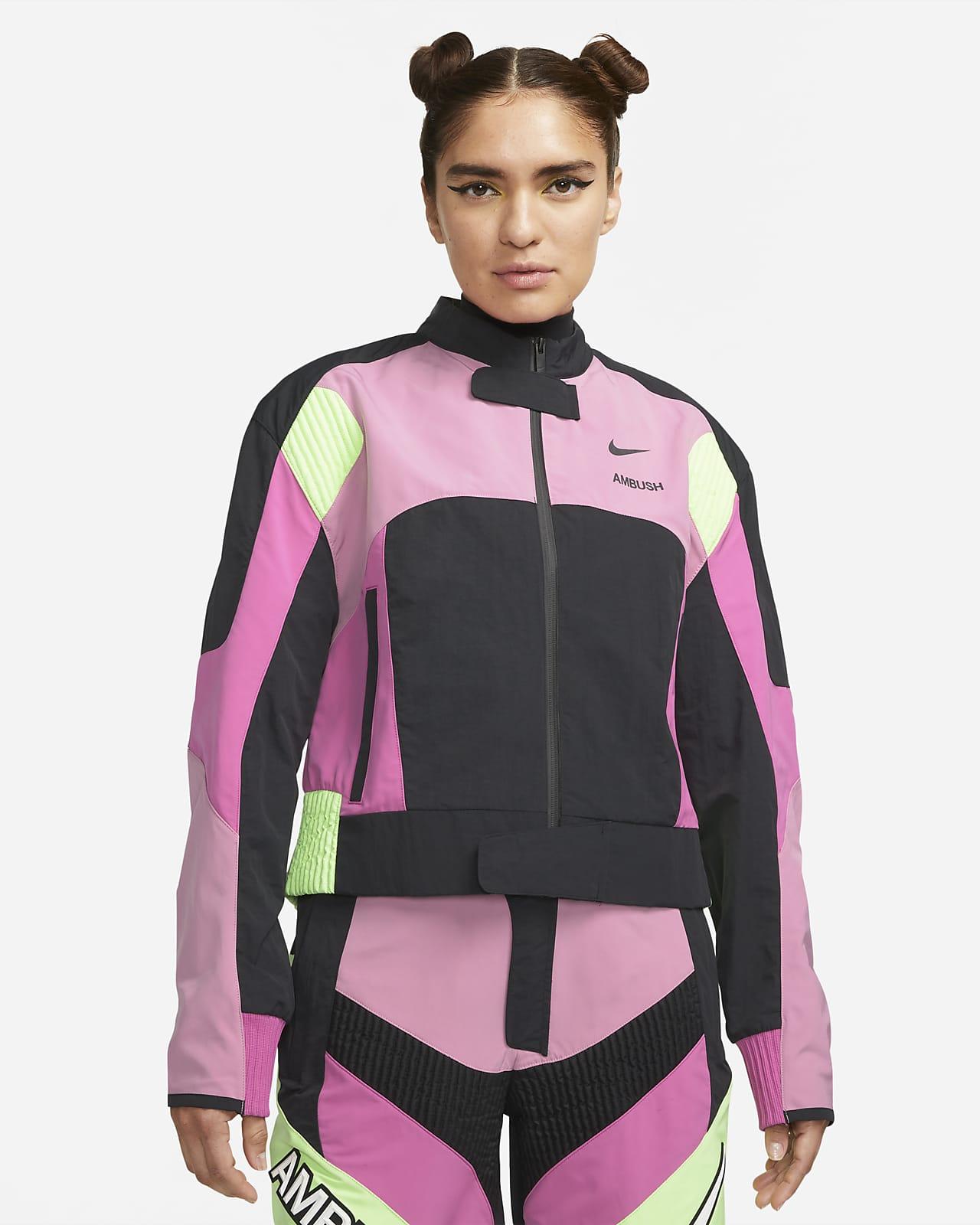 Nike x AMBUSH 男/女机车夹克