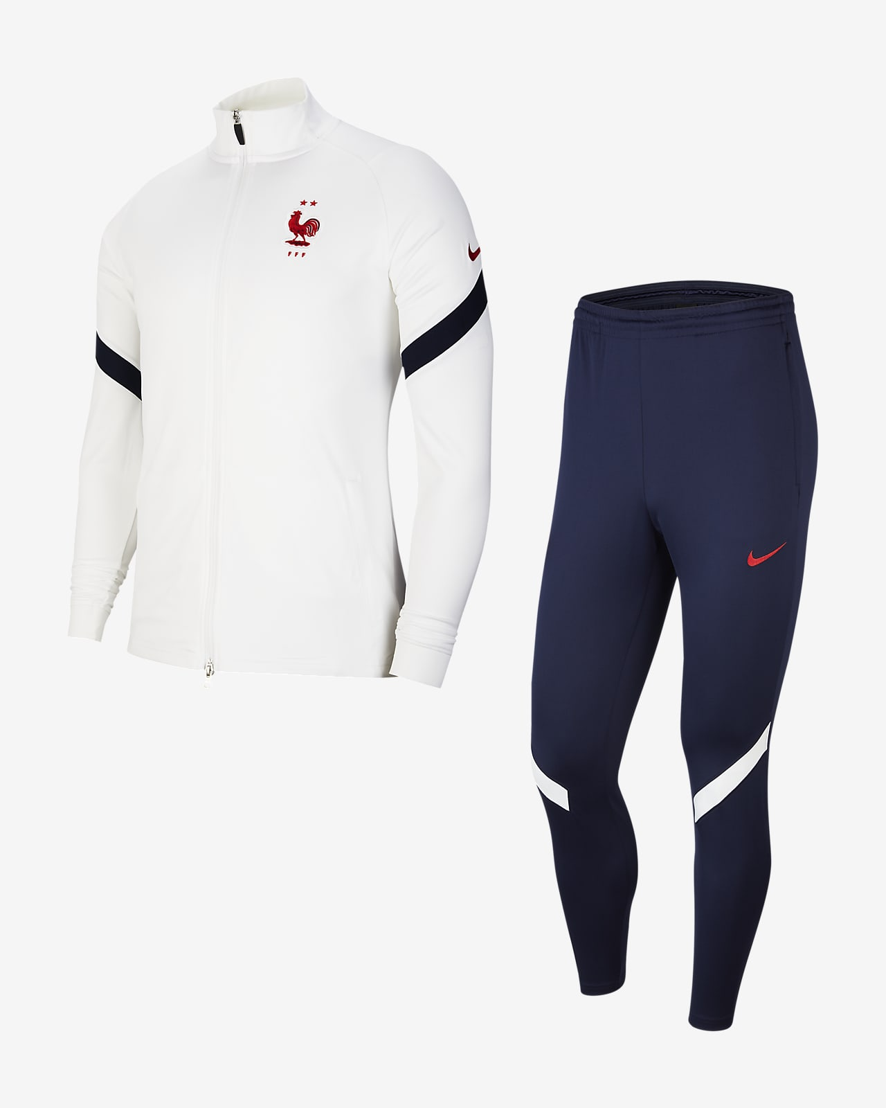 FFF Strike Men's Football Tracksuit