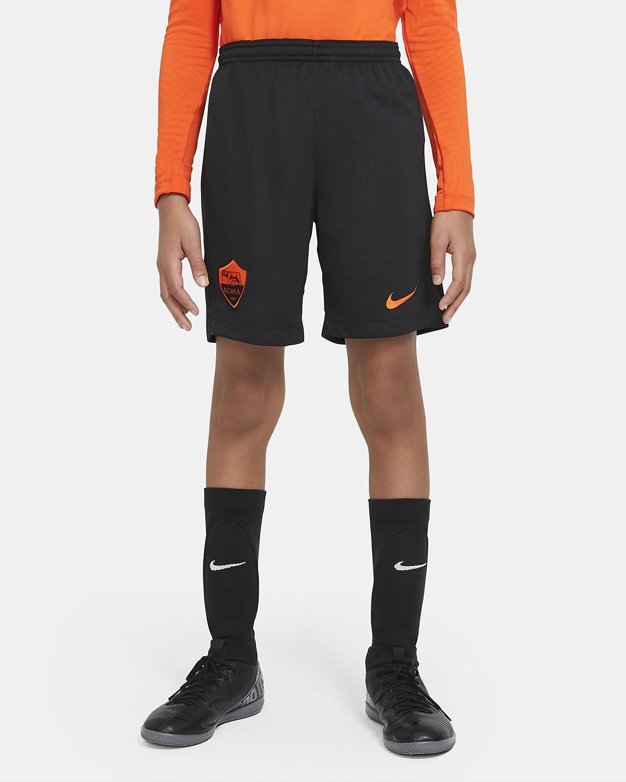 AS Roma 2020/21 Stadium Third Older Kids' Football Shorts
