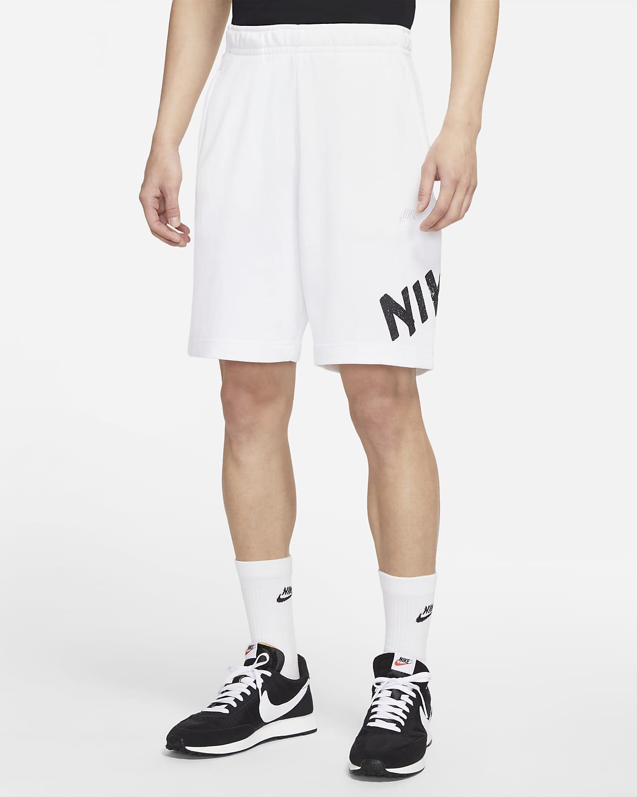 Nike Sportswear Club French Terry 男子短裤