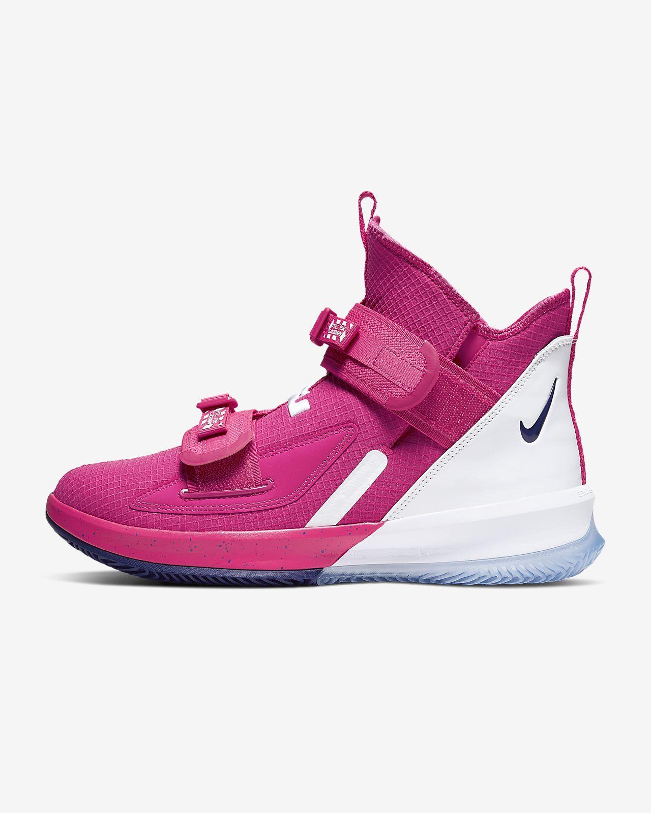 LeBron Soldier 13 Kay Yow Basketball Shoe