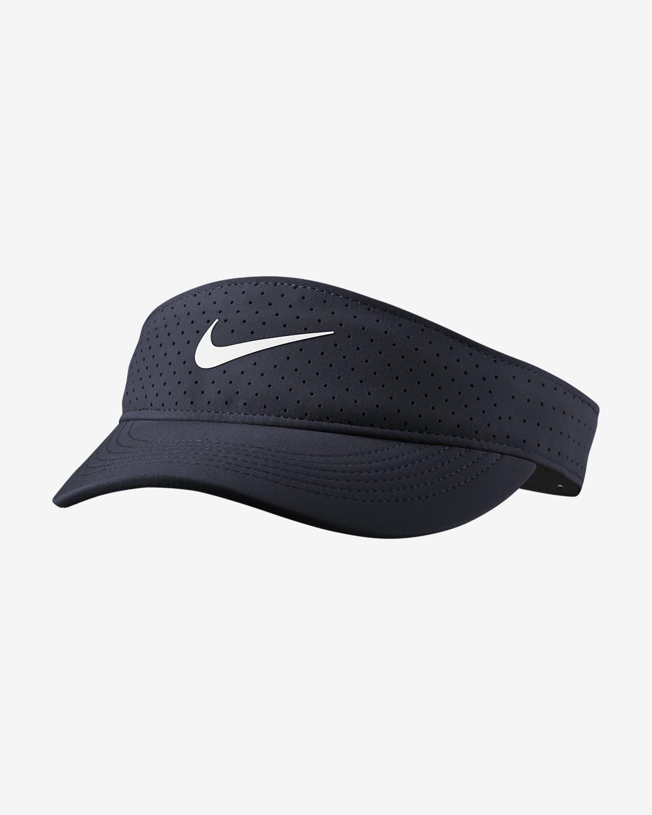 Visière de tennis NikeCourt Advantage pour Femme