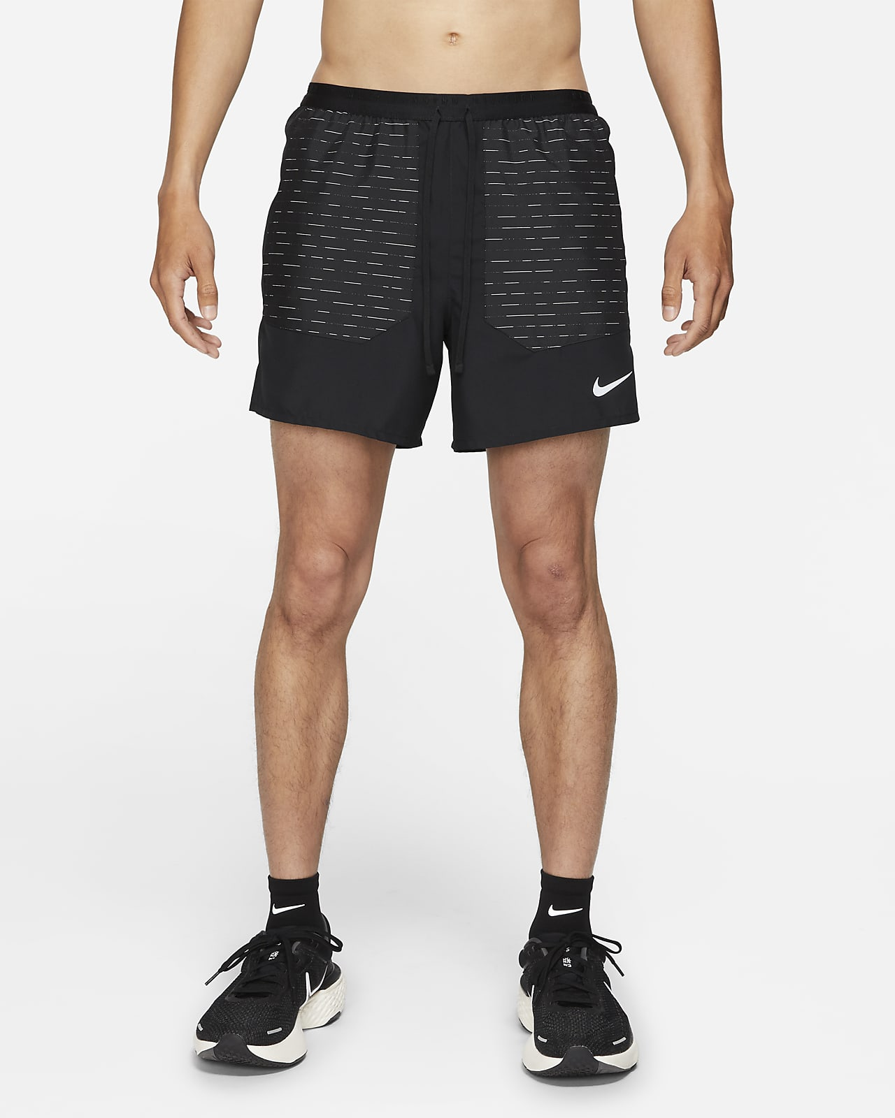"Nike Dri-FIT Flex Stride Run Division Men's Brief-Lined 5"" Running Shorts"