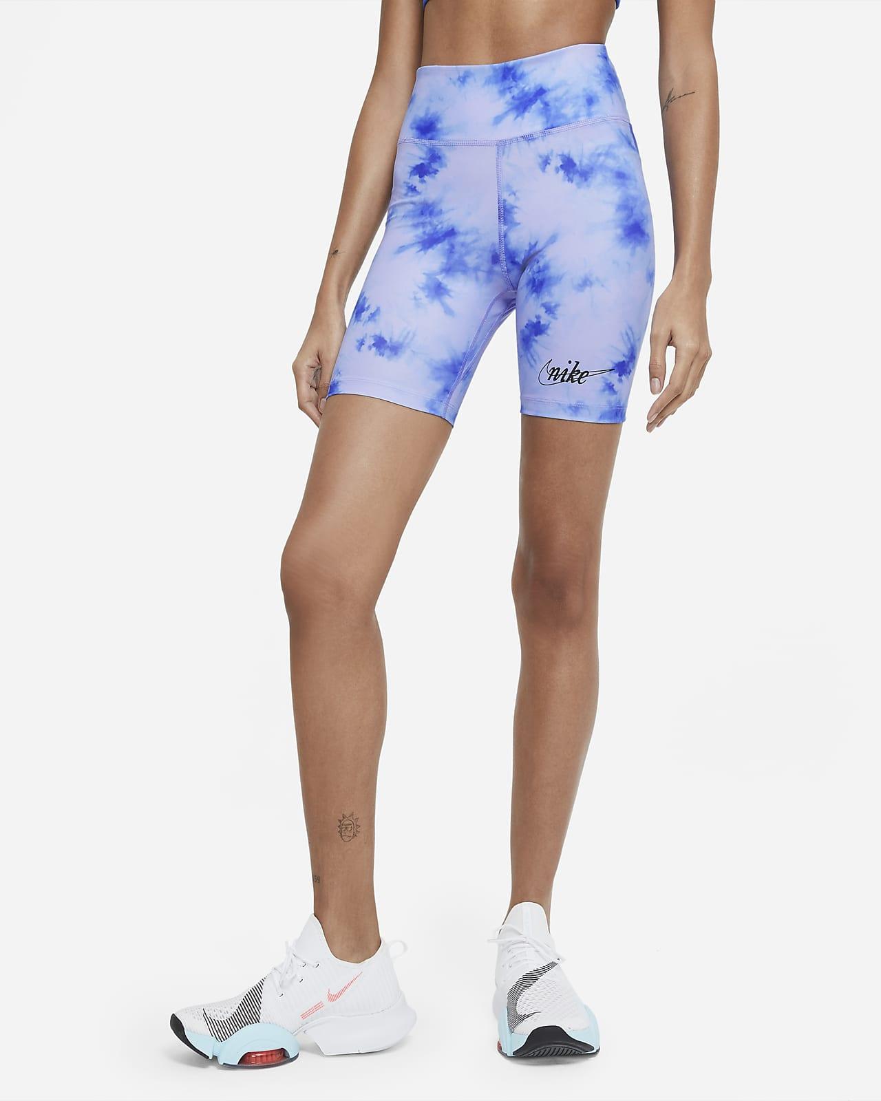 Nike One Women's Tie-Dye Shorts