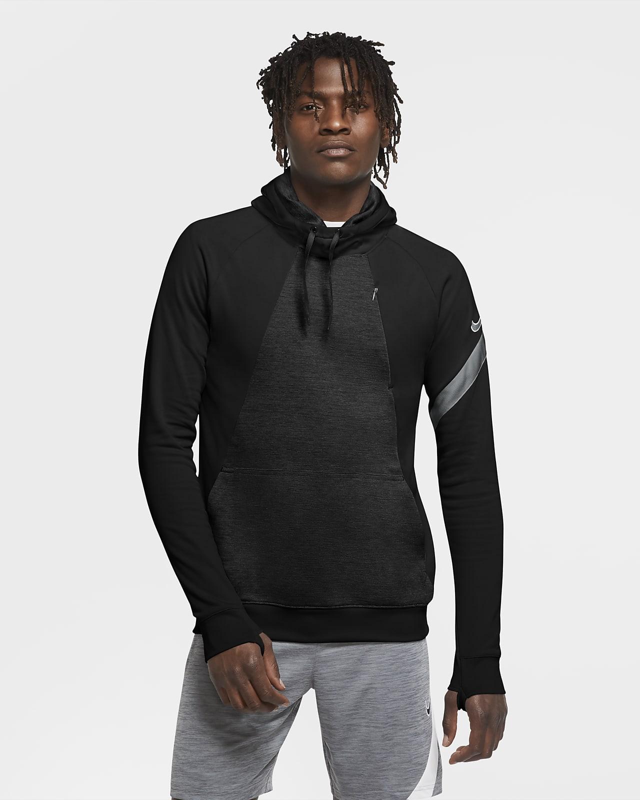Hoodie pullover de futebol Nike Dri-FIT Academy para homem