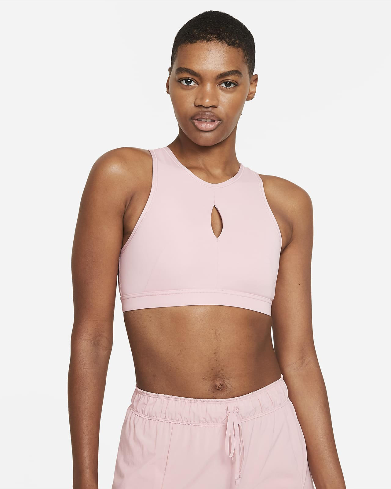 Nike Yoga Swoosh Women's Medium-Support Sports Bra