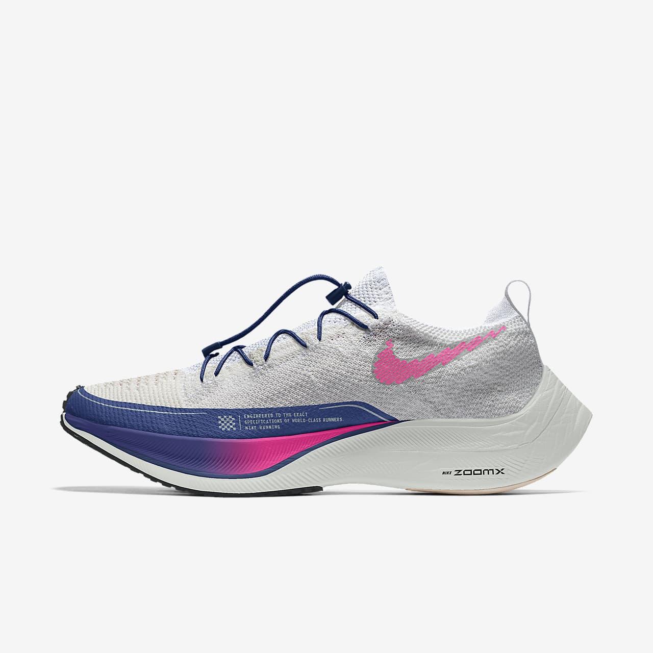 Nike ZoomX Vaporfly NEXT% 2 By You Custom Men's Running Shoe