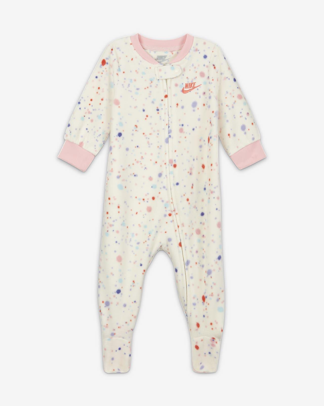 Combinaison à pieds et zip Nike pour Bébé (0 - 9mois)