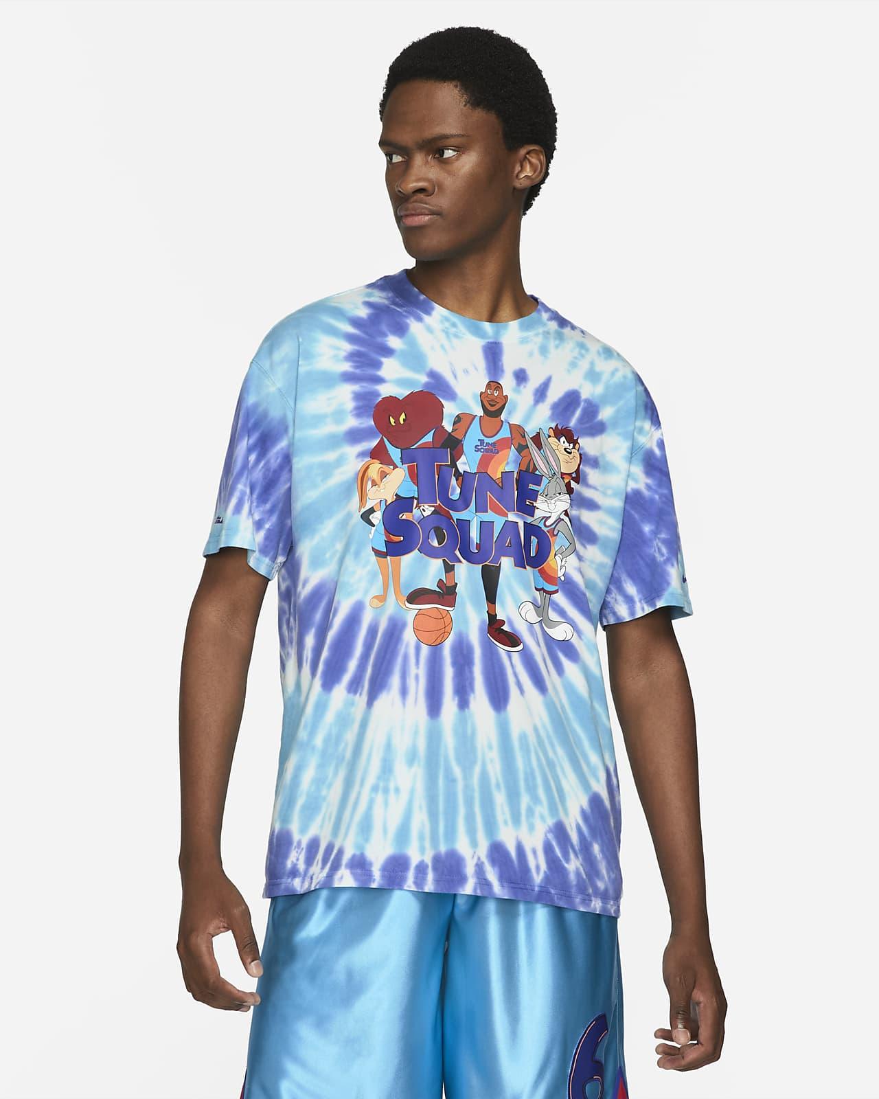 LeBron x Space Jam: A New Legacy Basketball-T-Shirt für Herren