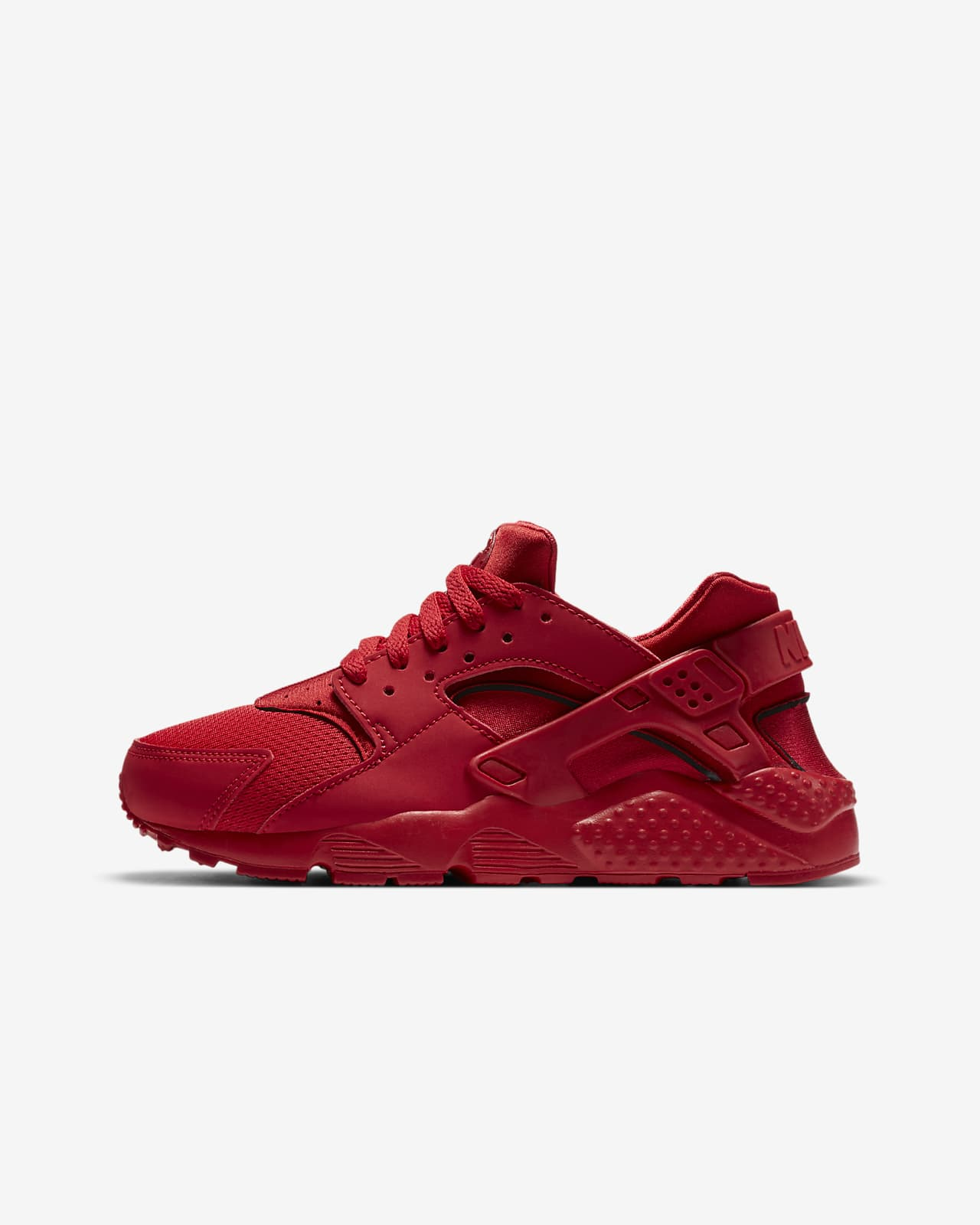 Nike Huarache Run Big Kids' Shoe